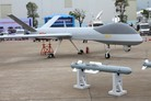 Formation of Pterosaur UAVs soars in China