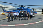 Fourth EC225 helicopter received by DanCopter