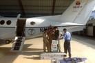New air ambulance equipment for Ecuador Navy