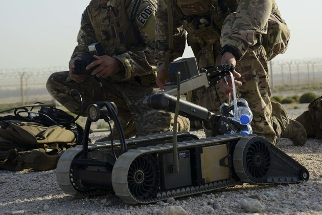 Endeavor Robotics receives SUGV order