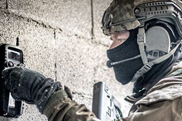 PODCAST: US Army Tactical comms and Sense through the wall tech