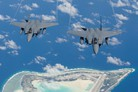 Boeing awarded USAF F-15 radar contract