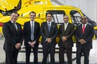 AS350 B3e and EC135 T2e delivered to APL