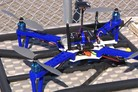 USN experiments with 3D-printed UAVs