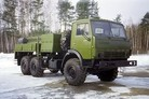 New vehicles for Russian NBC troops