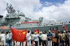 The year ahead: Maritime security