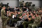 US sends armoured brigade equipment to Europe