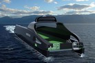 Full size unmanned offshore vessel to be built