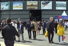 Paris Air Show: Behind the facade (video)