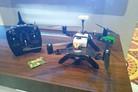 Intel processes drone capability