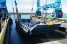 Ninth RAN LHD landing craft launched
