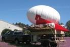 CUV debuts new tactical aerostat
