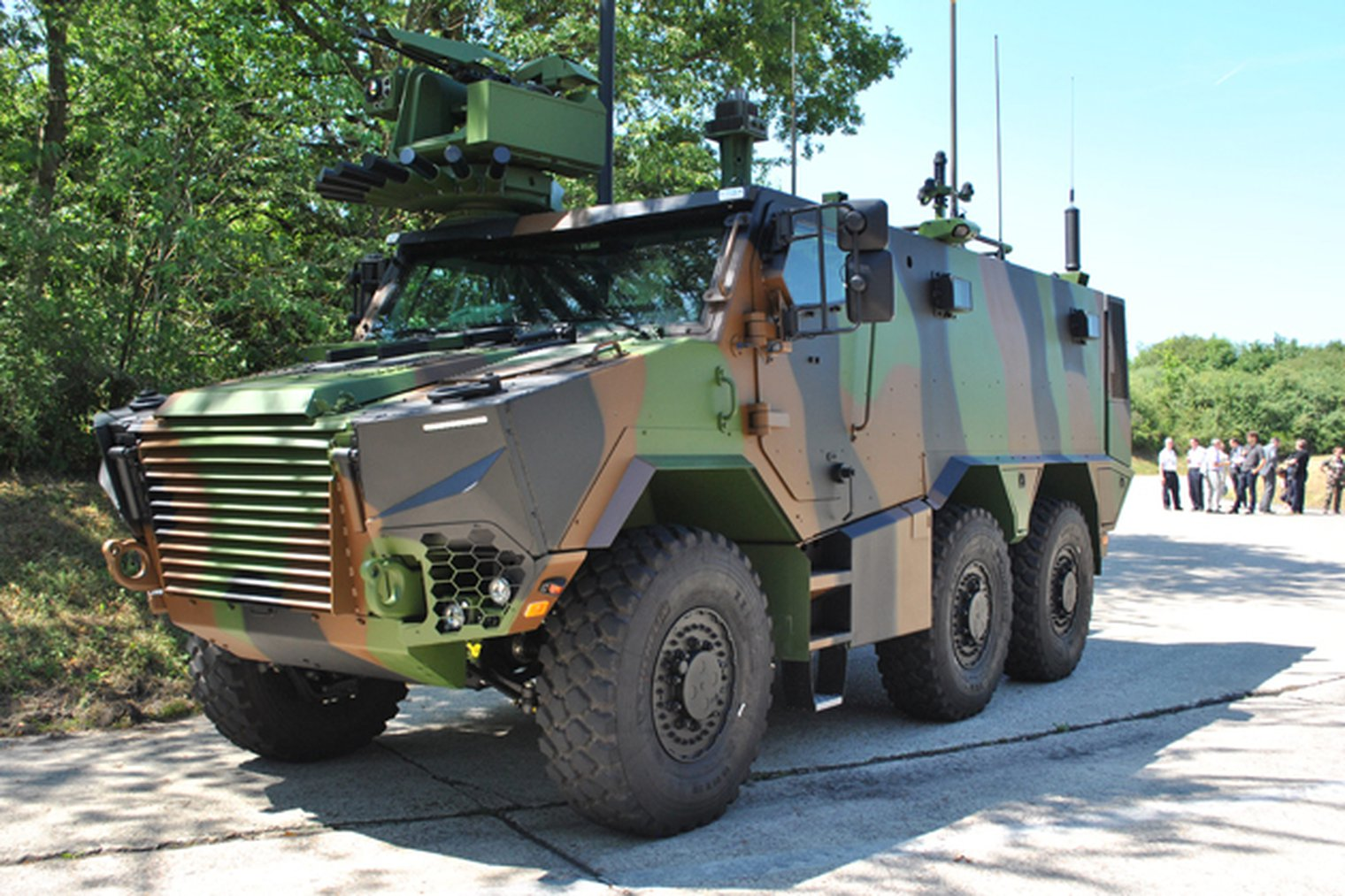 French Army Revolution Continues Lwi Land Warfare