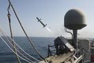 US coastal patrol ships test Griffin missiles
