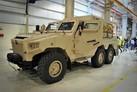 UAE receives new 6x6 armoured ambulances