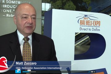 Heli-Expo 2017: Commercial market looking up (video)