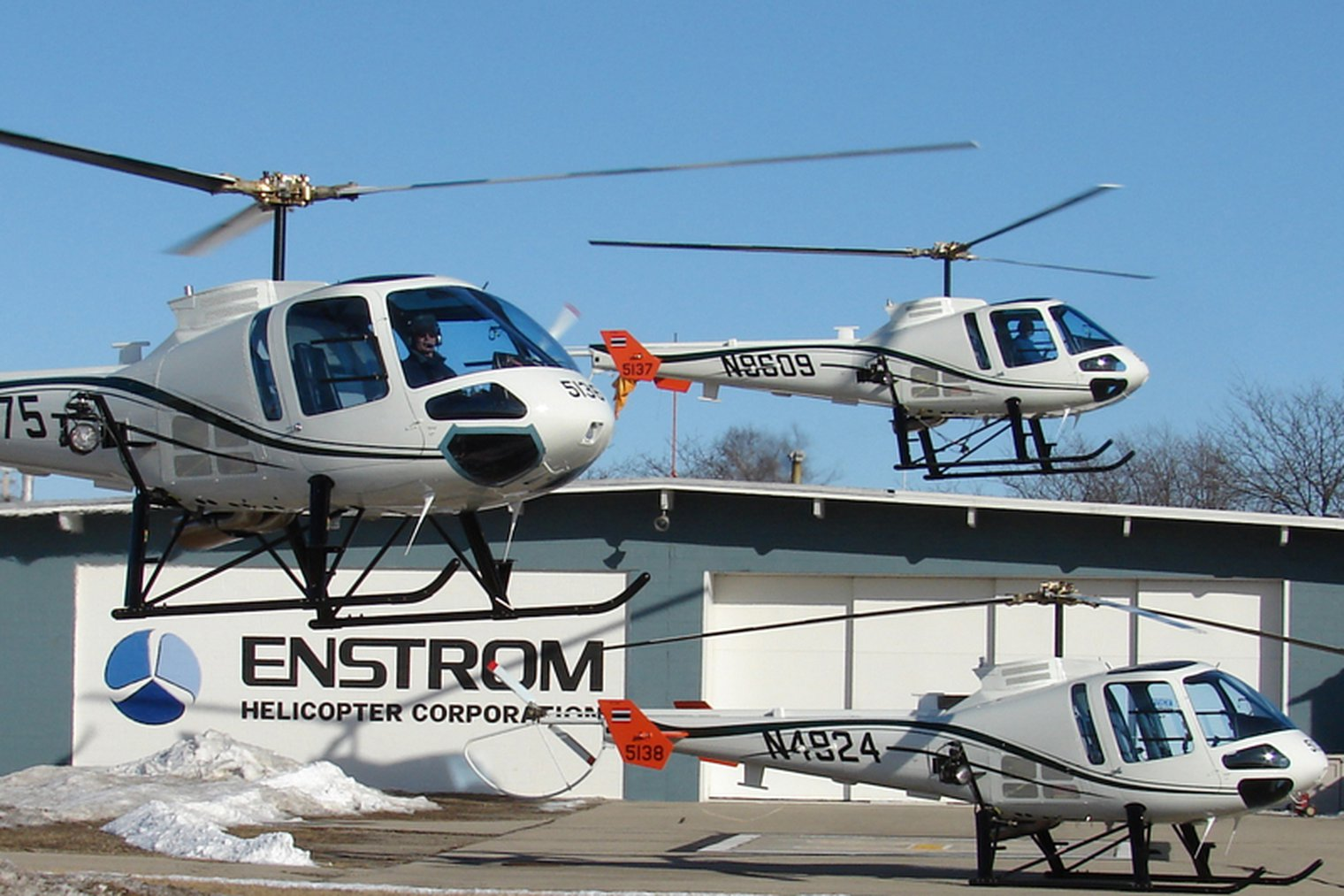 HELITECH 2018: ENSTROM READY FOR TRAINING TREND | Article - Tue 09