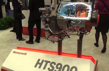 Heli-Expo 2017: Honeywell talks technology (video)