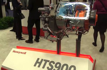 Heli-Expo 2017: Honeywell talks technology (video)
