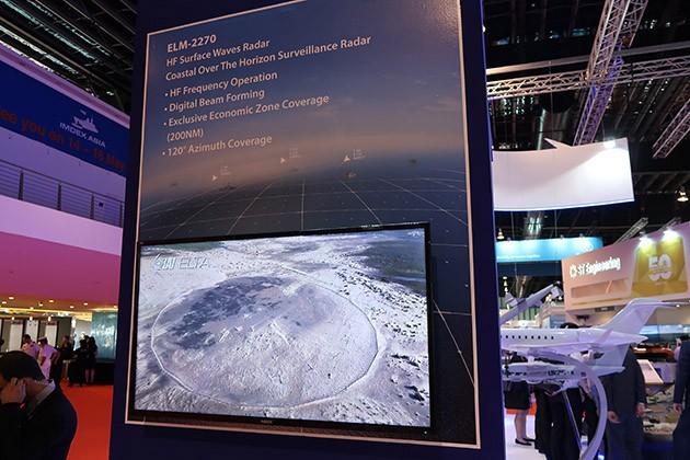 IMDEX Asia: IAI Elta goes over the horizon