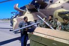 Libyan Hinds in action (photo gallery)