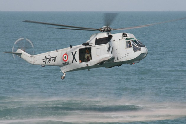 Indian Sea Kings riddled with problems