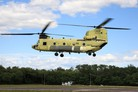 First Italian Army ICH-47F Chinook takes flight