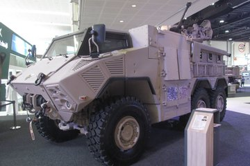 IDEX 2017: Nimr gets UAE vehicle order boost