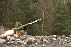 Ukraine tests anti-tank missiles bought from US