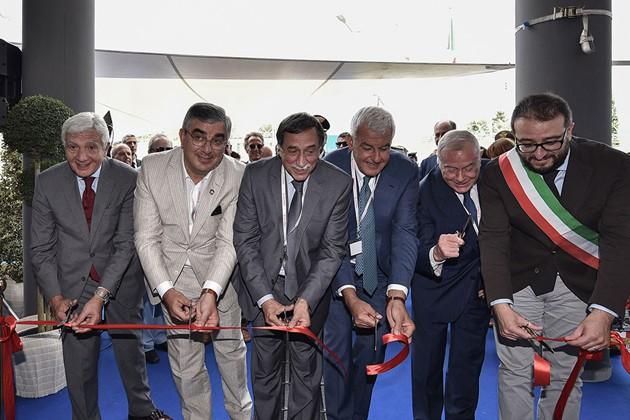 Leonardo opens new airborne systems facility