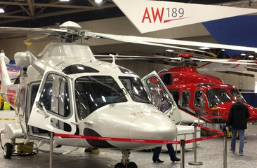Heli-Expo 2017: Leonardo looks to the future