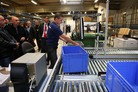 Eurocopter inaugurates new logistics platform