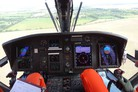 Eurocopter demonstrates low-noise helicopter landings