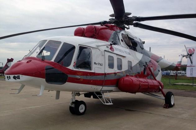 Rosaviatsia certifies Mi-172A2 helicopter