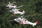 Milestone orders AW169, AW139, AW189 helicopters