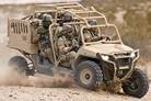 Polaris ATVs selected for USSOCOM