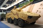 IDEX 2019: Slow and steady for Patria-Leonardo combo