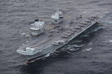 PODCAST: Carrier and the Corps work up continues, Japan requests budget bump and Leidos UK talks defence and intelligence markets