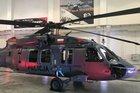 Black Hawk swoops in Polish police fleet