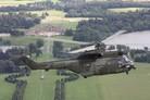 Eurocopter hands over first Puma Mk2 UK MoD