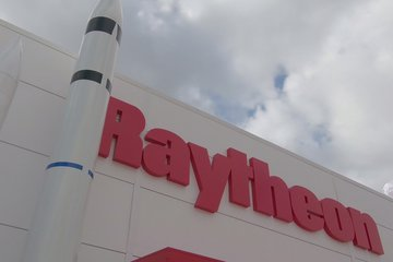 Key themes for Raytheon at Paris Air Show 2019 (Studio)