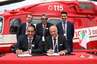 Paris Air Show: Leonardo announces new contracts