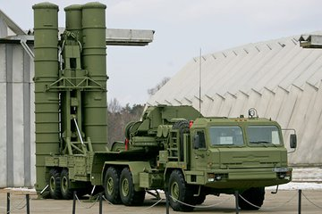 IDEX 2019: S-400 deliveries on track for Turkey