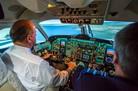 King Air sim exceeds 5,000 hours