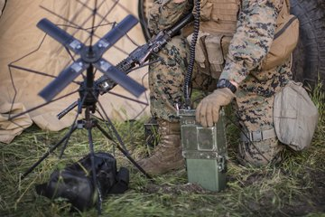 US Marine Corps tunes into narrowband network