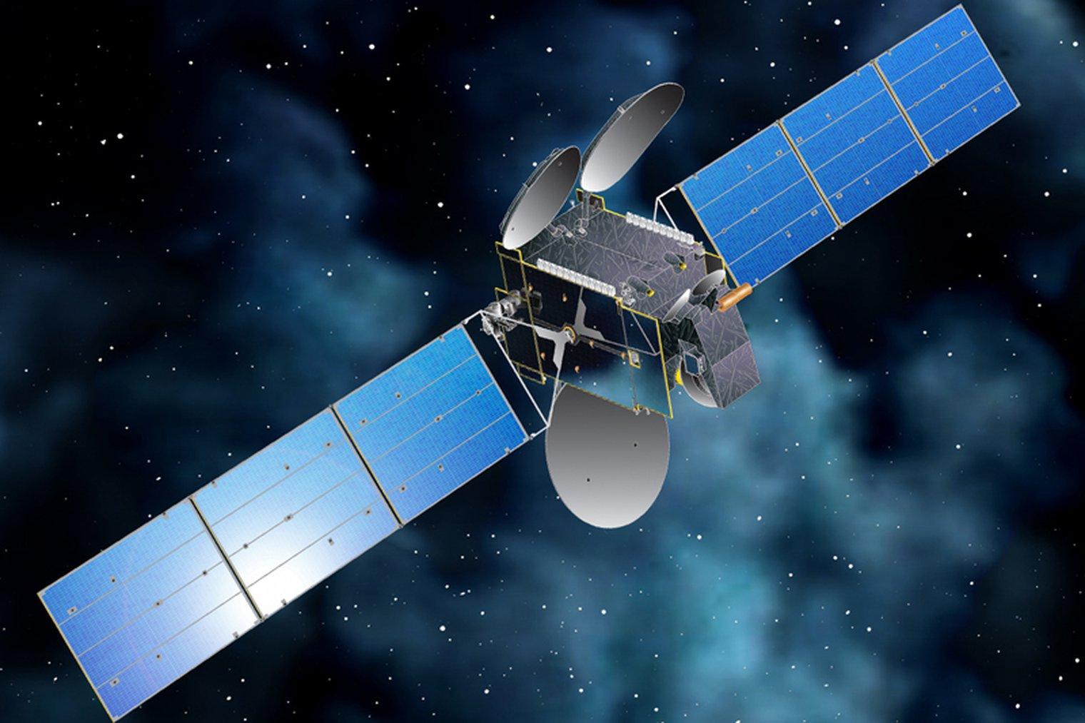 Satellite internet for truckers