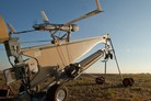 ScanEagle UAS integrated with McQ ground sensors