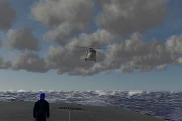 ITEC 2017: SEA enhances navy simulator (video)
