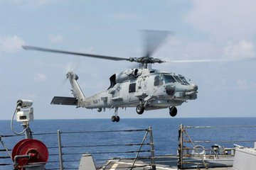 Israel enhances Seahawk sensors and weapons suite