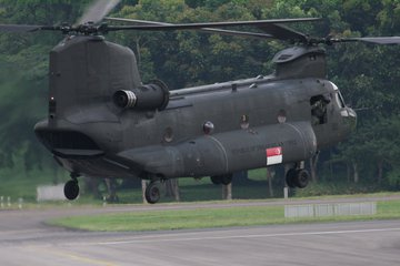 ADECS 2018: RSAF seeks CH-47 simulator (video)